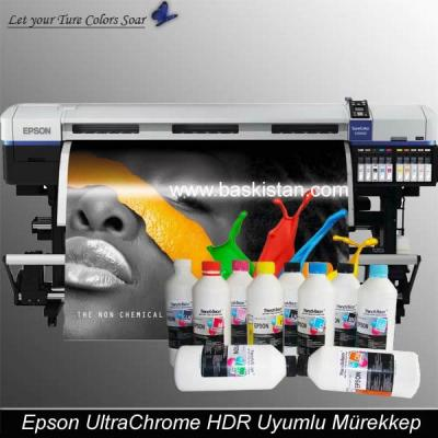 Epson UltraChrome HDR Uyumlu Mürekkep - 500 ml